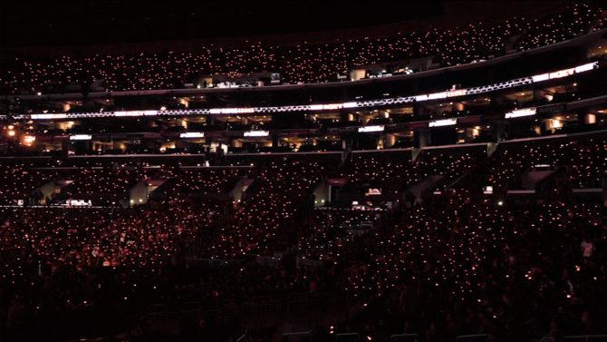 WWE Staples Center